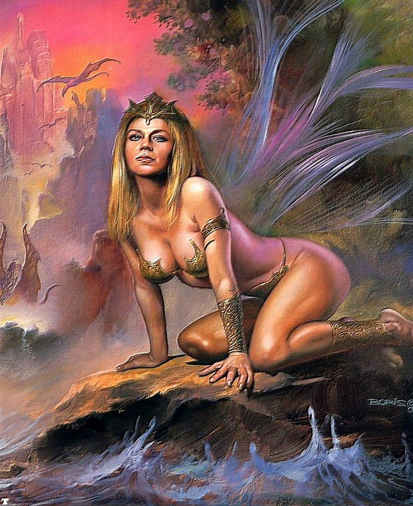 c'est fini ! le thème : des anges bien sur ! bonne soirée et à bientot c'est sur ! :)