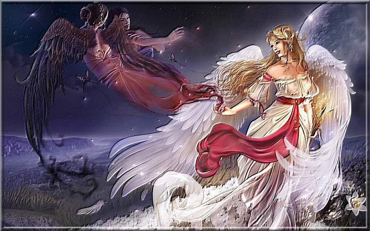 c'est fini ! c'est le thème des anges naturellement ! à bientot ! bonne soirée !