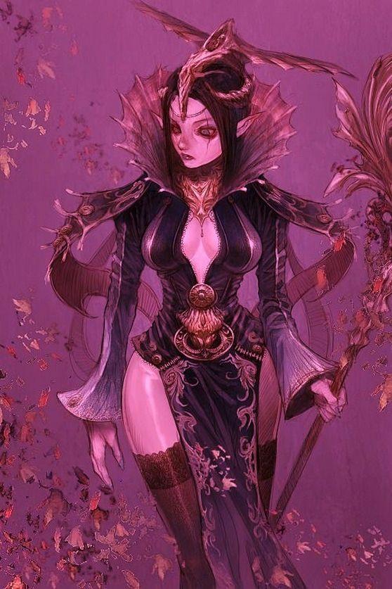 c'est fini ! le theme : les guerrières fantasy ! bonne vitise et bonne journée ! à bientot ! :)