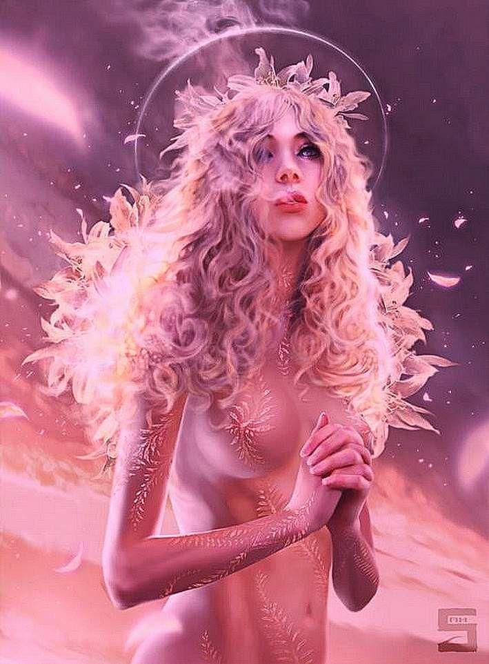 voila ! l'art fantasy comme j'ai aime ! bonne visite et ) bientoy !