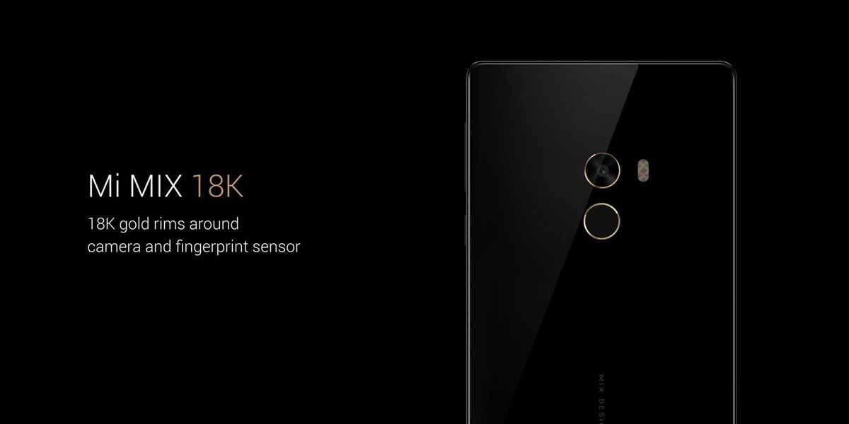 Xiaomi Mi MIX : Gearbest.com