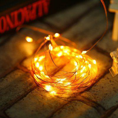 5M 50-LED Xmas LED String Light