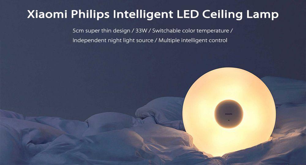 Original Xiaomi Philips LED Ceiling Lamp
