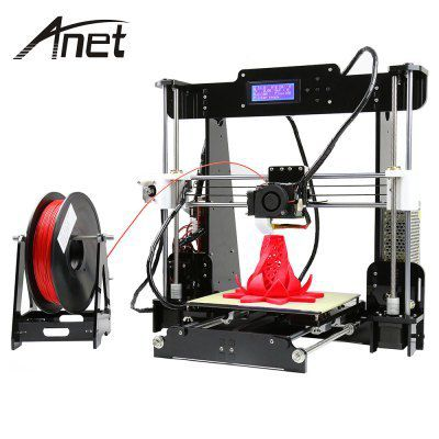 the Anet A8 Desktop 3D Printer Prusa i3 DIY Kit