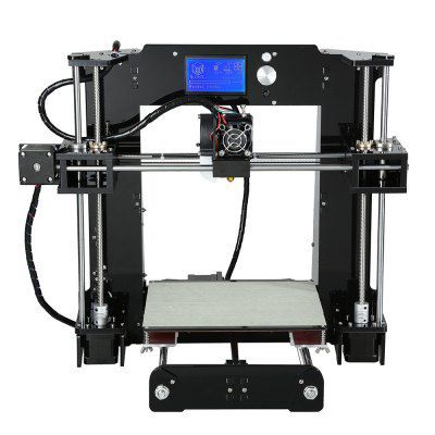 the Anet A6 3D Desktop Printer Kit