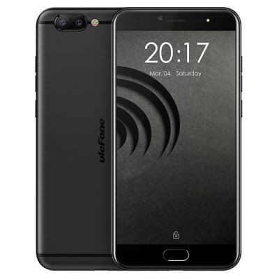 ULEFONE GEMINI PRO 4G PHABLET ACTUALLY AVAILABLE ON GEARBEST.COM