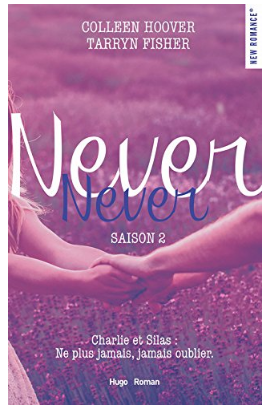 Never Never - Colleen Hoover &amp&#x3B; Tarryn Fisher
