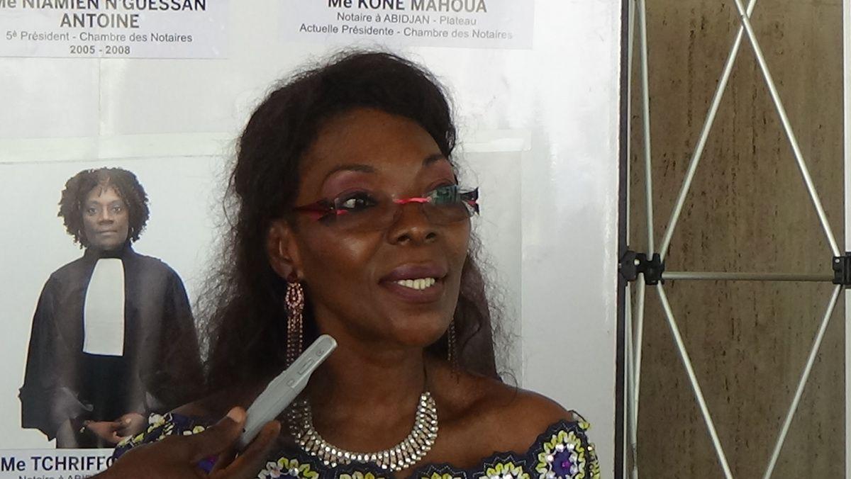 @Fortuné Kouassi_ Jeudi 26 Janvier 2017 Caravane-Inaugurale-Clôture-Abidjan-Chambre-Notaires-#chambredesnotairesdeci