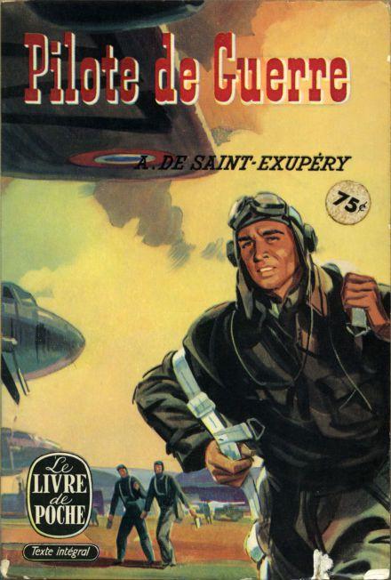 « Saint-Exupéry T 2 — Le Royaume des étoiles » de de P.-R. Saint-Dizier et C. Fernandez. Éditions Glénat