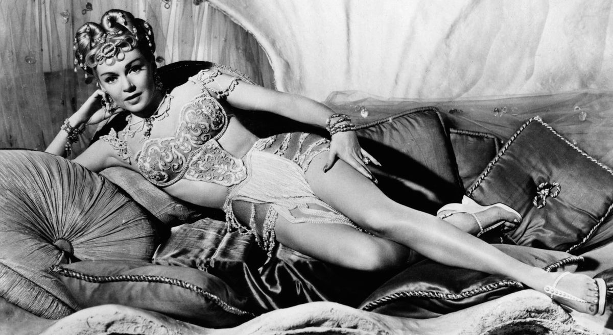 Lana Turner aux jambes interminables
