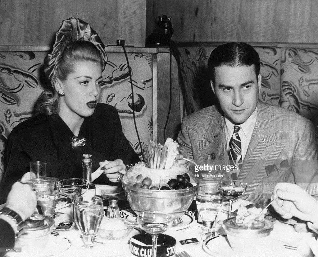 Artie Shaw et Lana Turner