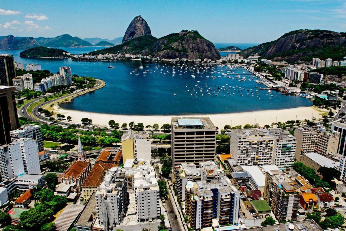 Río : quartier de Botafogo