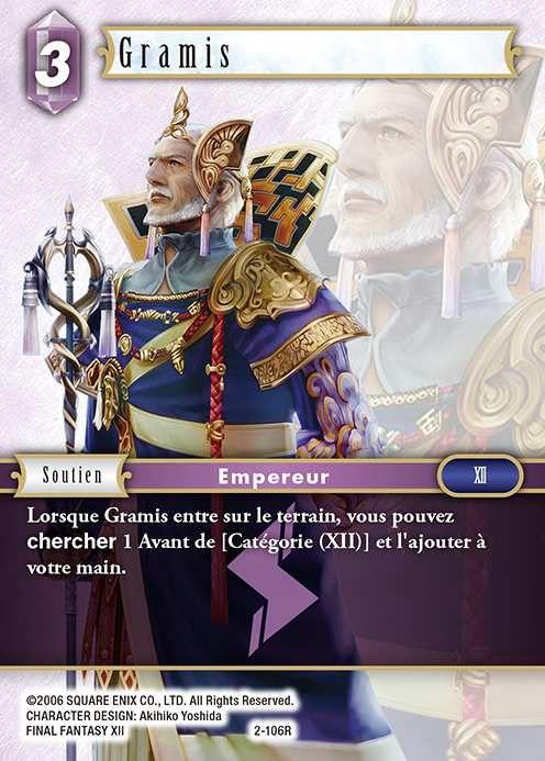 Carte : Gramis (2-106R)
