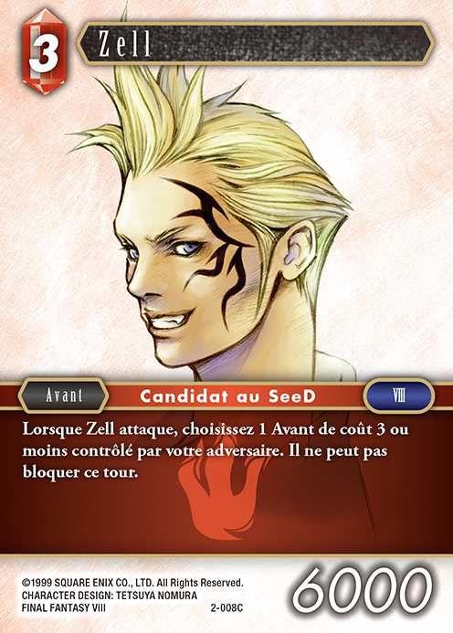 Carte : Zell (2-008C)