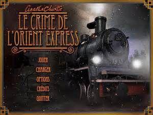 Le Crime de l'Orient-Express  film britannique réalisé par Sidney Lumet, en 1974.adapté du roman d'Agatha Christie (1934) avec le célèbre Hercule Poirot .