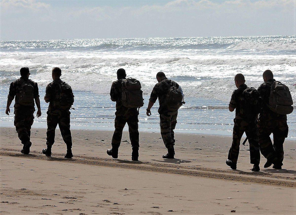 Etat d'urgence sur la plage? Oléron.