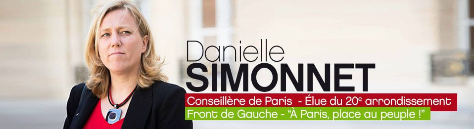 Soutien à la plainte contre Philippe Tesson de Danielle Simonnet Secrétaire Nationale du Parti de Gauche