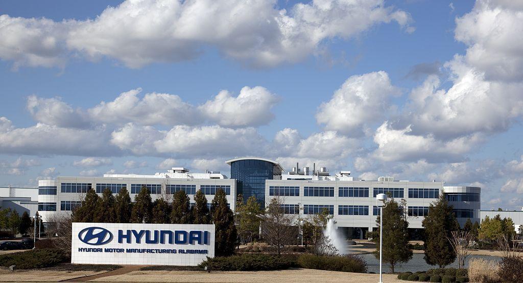 (Usine Hyundai, photo de Carol M. Highsmith, 12/03/2010, wikipédia)