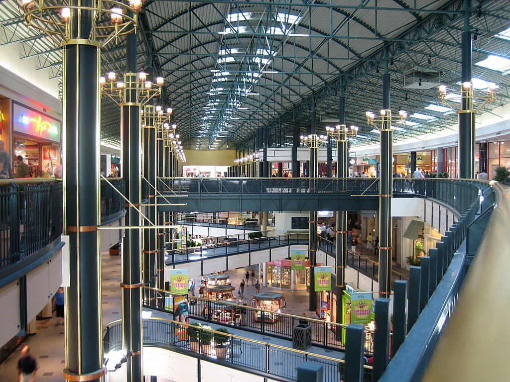 (Mall of America, Minnesota, photo de Mono P., www.flickr.com)