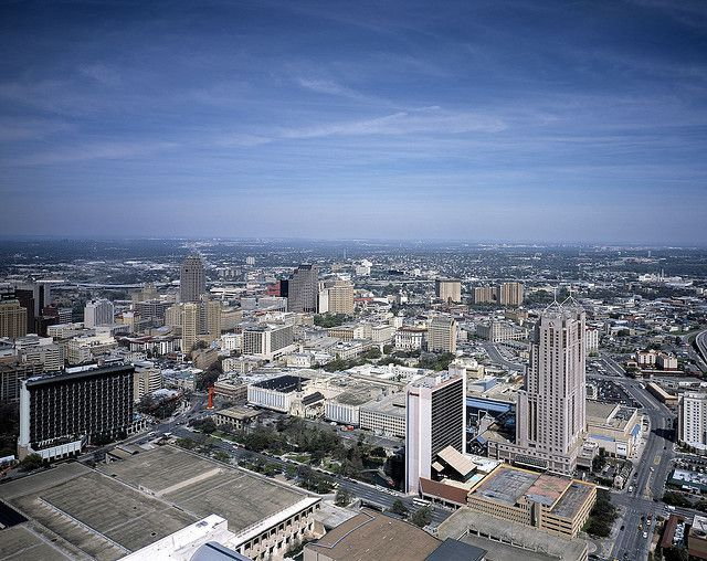 (San Antonio, Texas, photo de Carol Highsmith, 2005, wikipédia)