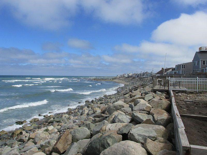 (Ocean Street, Marshfield, photo de John Phelan,03/05/2013, wikipédia)