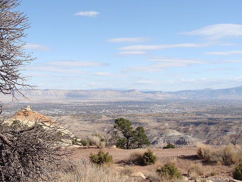(Grand Valley, photo de Jimmy Thomas, 25/10/2009, www.flickr.com)