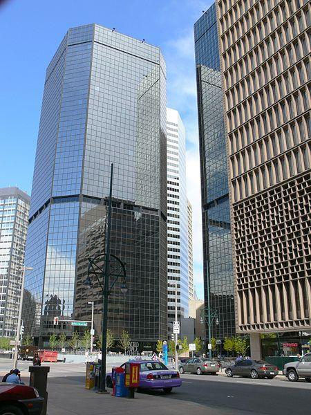 (Denver World Trade Center, photo de wars, 03/05/2006, wikipédia)