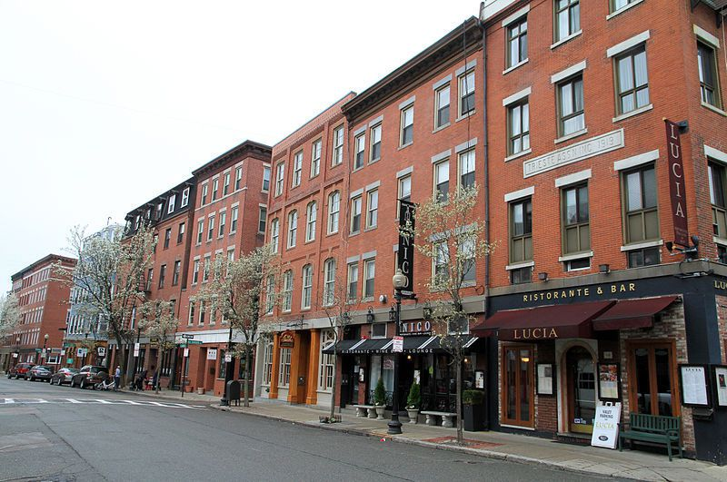 (Hanover Street, photo de Ingfbruno, 23/04/213, wikipedia)