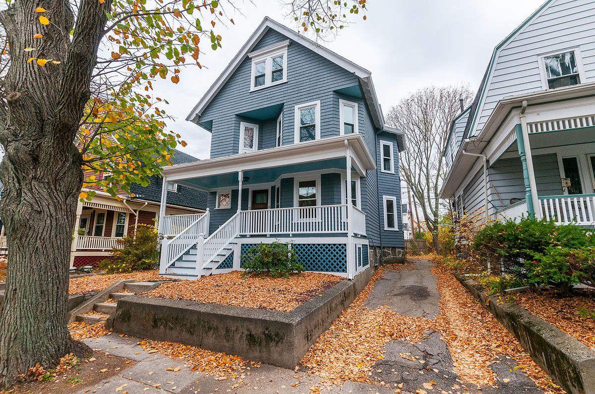 (Résidences à Roslindale, photo www.boston.curbed.com)