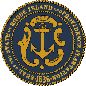 (Sceau officiel de Rhode Island, image Simtropolitan, 28/02/2017, wikipedia)