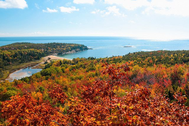(Acadia National Park, photo de heipei, 06/10/2014, www.flickr.com)
