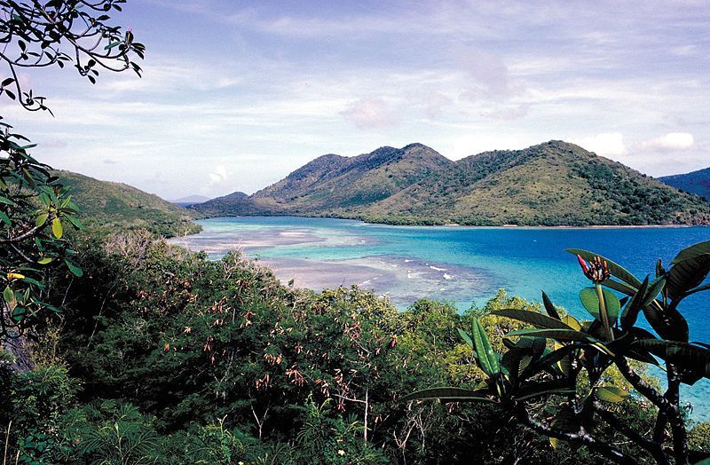 (Virgini Islands National Park, photo www.nps.gov)