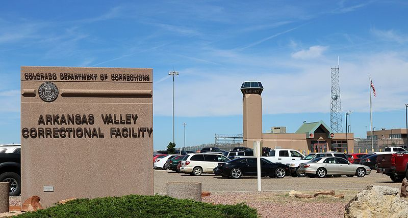(Arkansas Valley Correctional Facility, Jeffrey Beall, 02/06/2017)