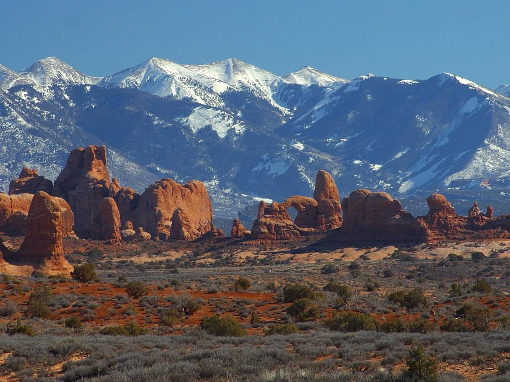 (Arches National Park, photo de Jon Sullivan, wikipedia)