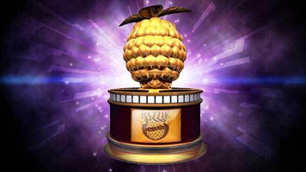 Top 10 des Nominations les plus Improbables des Razzie Awards