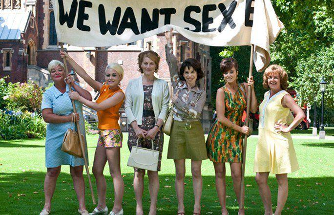 We Want Sex Equality prouve que le féminisme est aussi un combat social.