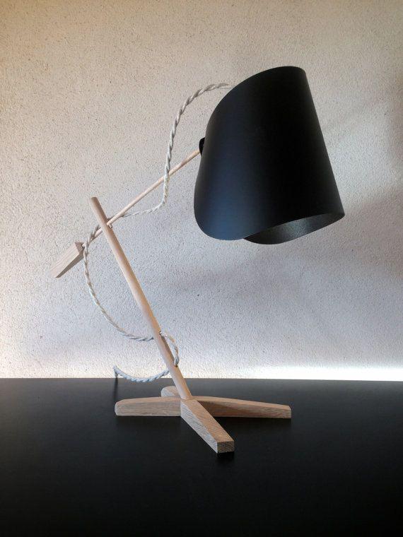 Lampe de bureau made in France, pour travailler avec style!