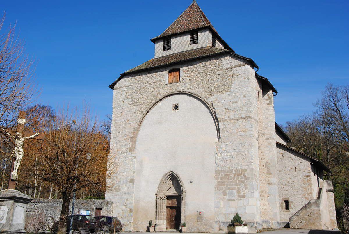 Eglise priorale de Contamine-sur-Arve
