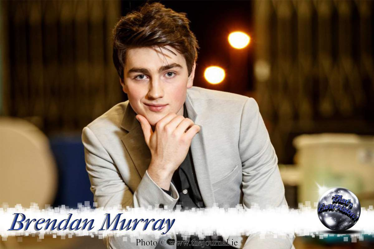 Ireland - Brendan Murray