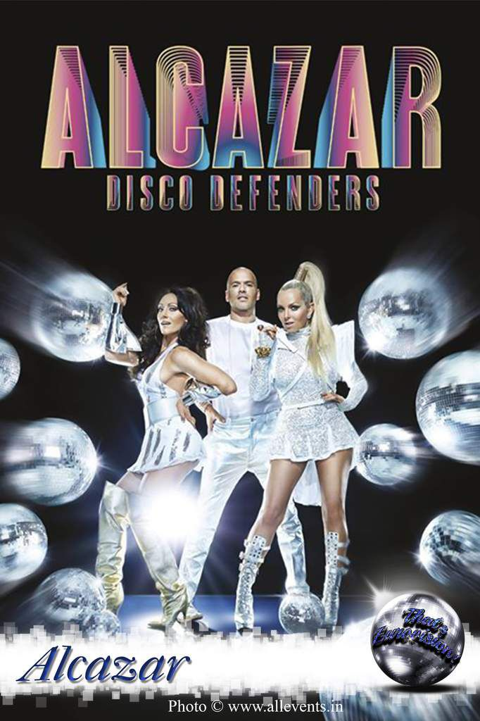 Alcazar - Disco Defenders