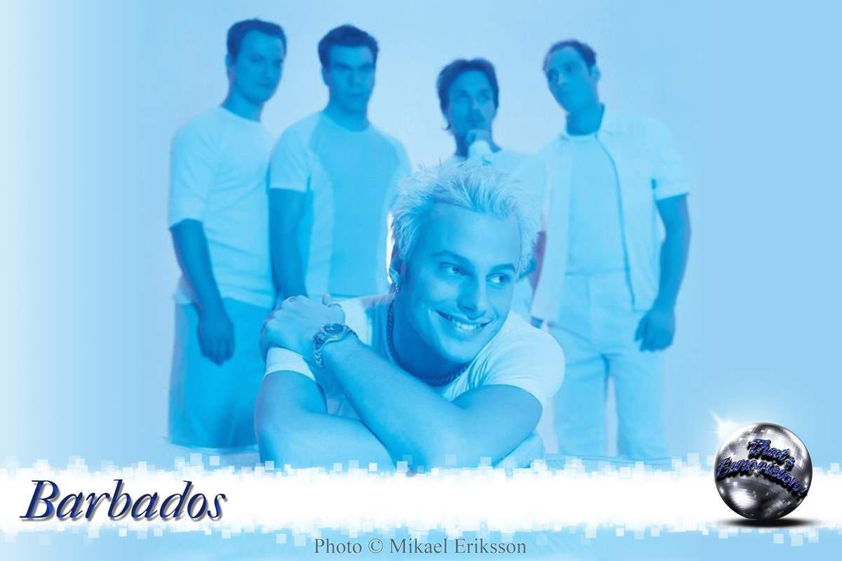 Mello Flashback - Barbados och Hanna Hedlund (2000)