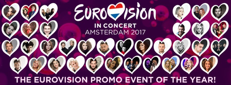 Amsterdam Song Contest! - Eurovision in Concert - 9th Edition