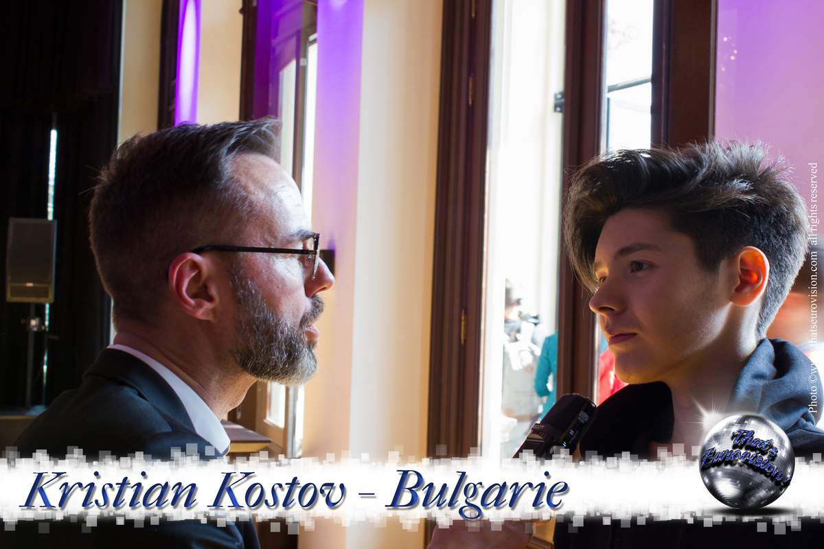 Bulgaria - Kristian Kostov - Love is Untouchable!