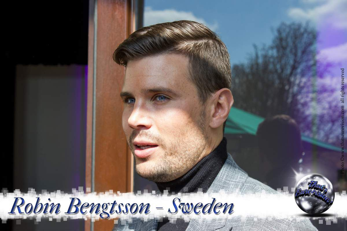 Sweden - Robin Bengtsson - The Perfect Song to Start the Opening with!