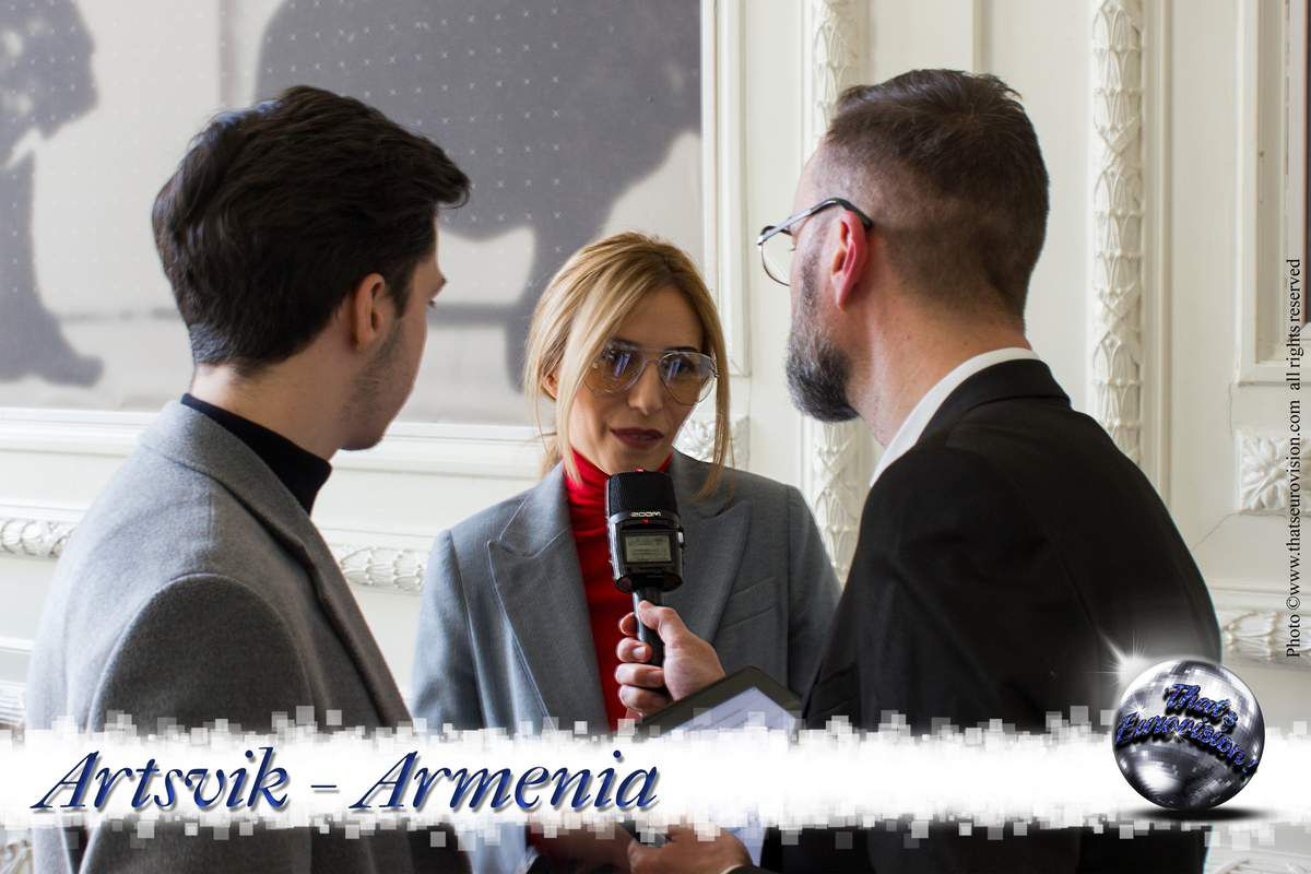 Armenia - Artsvik - It's a Big Honour, I will do my Best!