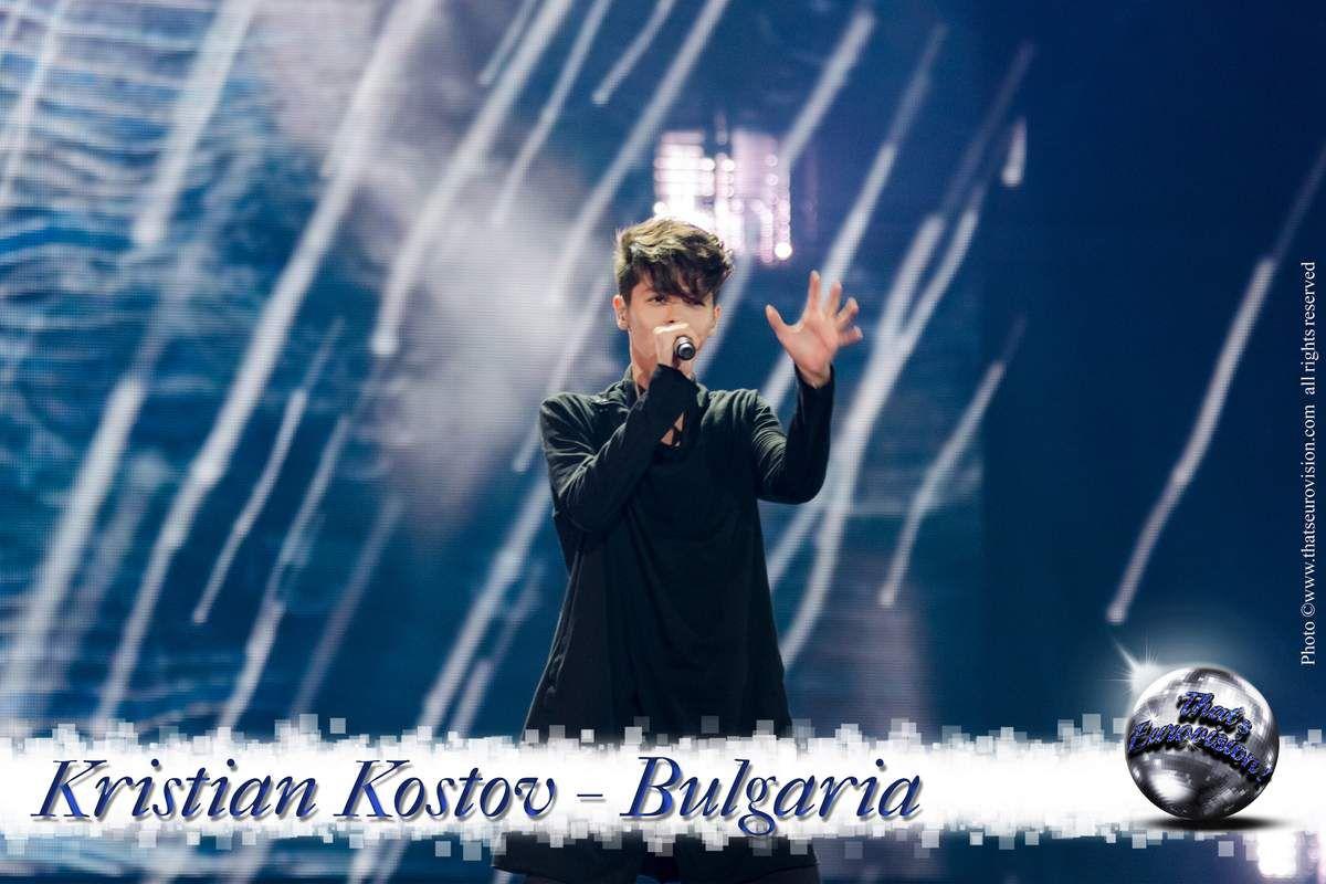 From Kiev with Love - Kristian Kostov - Bulgaria