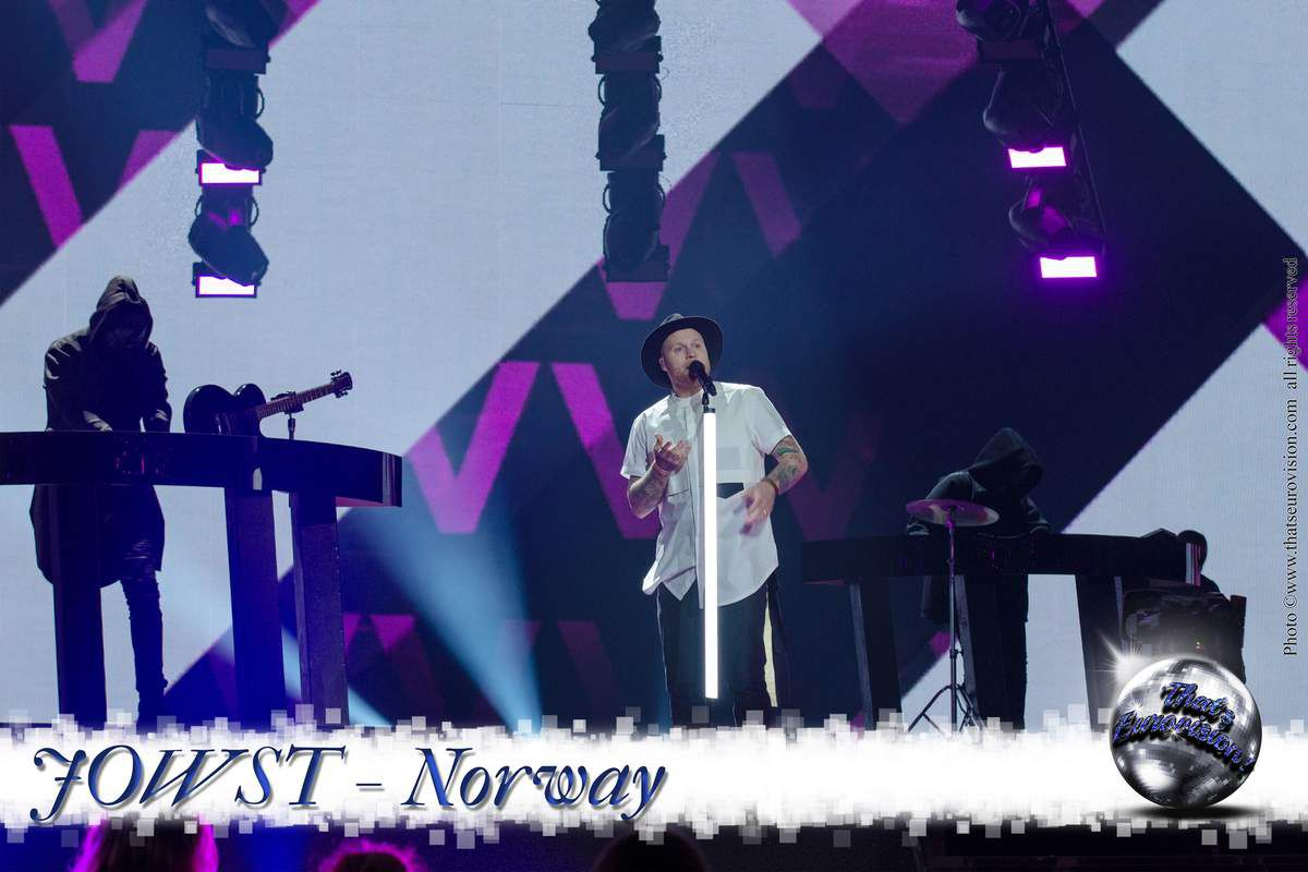 From Kiev with Love - Jowst - Norway