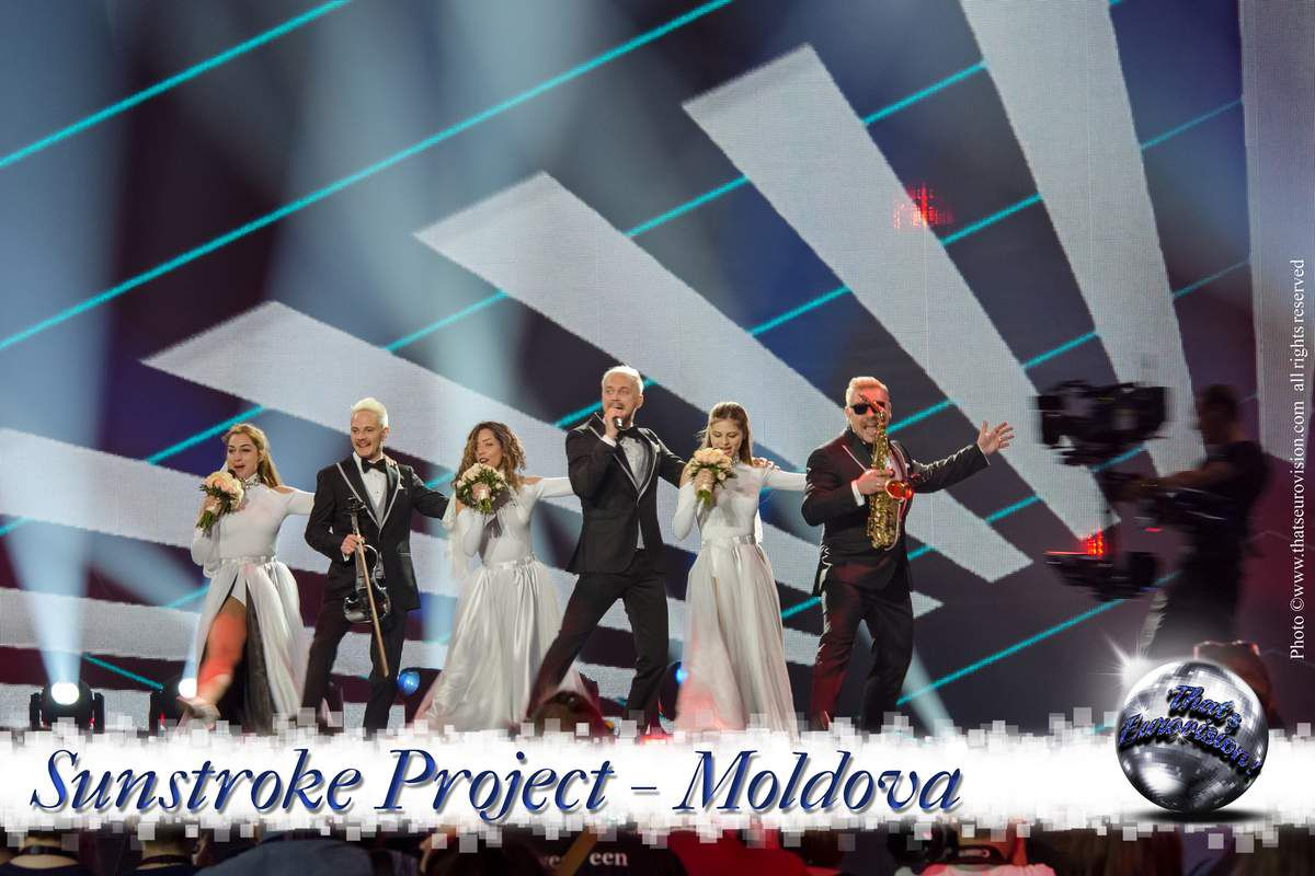 From Kiev with Love - Sunstroke Project - Moldova