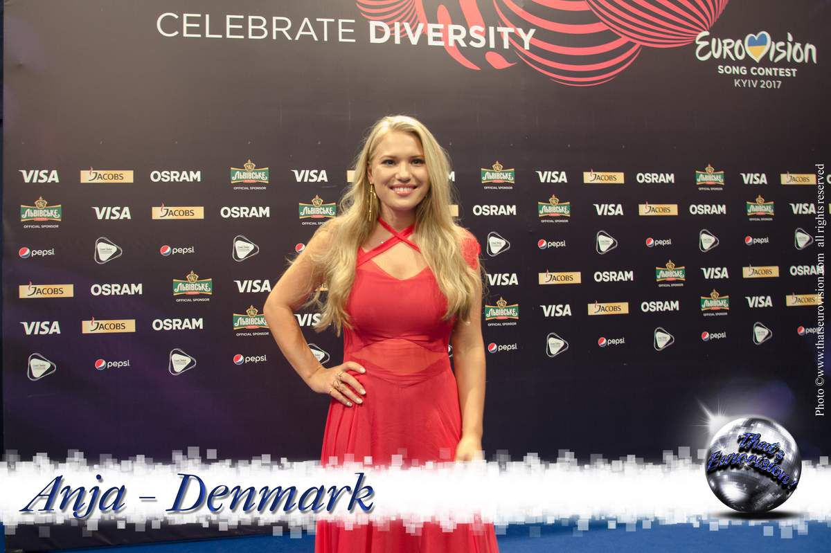 From Kiev with Love - Anja - Denmark