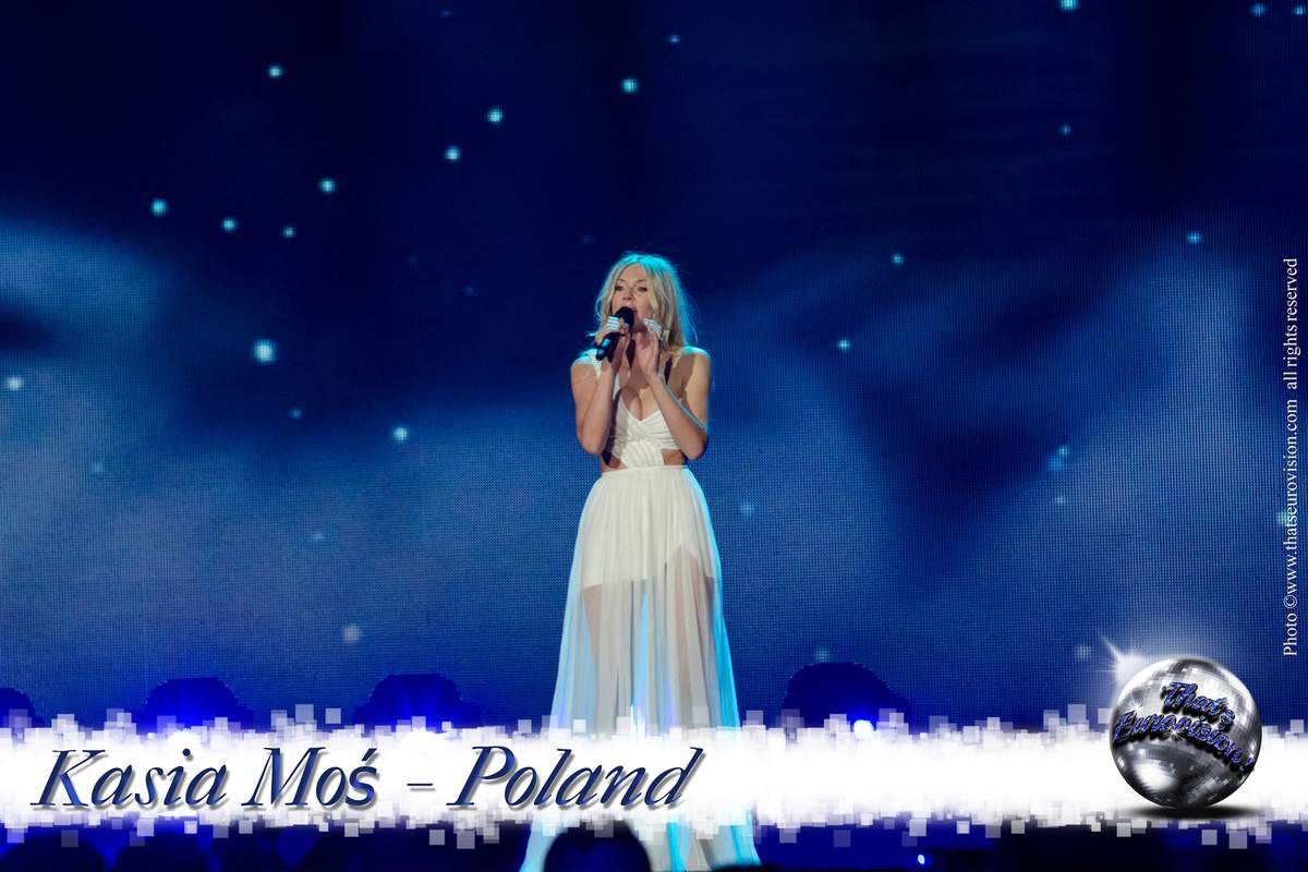 From Kiev with Love - Kasia Moś - Poland